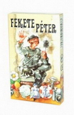 64. Fekete Péter Old Maid Hungarian playing cards