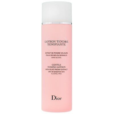Dior Cleansers Gentle Toning Lotion 200ml for women