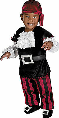 PUNY PIRATE 12-18 MO INFANT/TODDLER COSTUME Halloween Cosplay B25