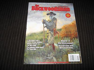 Backwoodsman  September/october 2015 - Homesteading Survivalist Prepping History