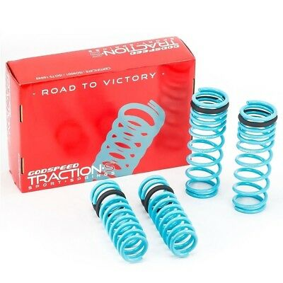 Godspeed(LS-TS-HA-0001) Traction-S™ Performance Lowering Springs