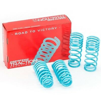 Godspeed(LS-TS-HA-0004-A) Traction-S™ Performance Lowering Springs