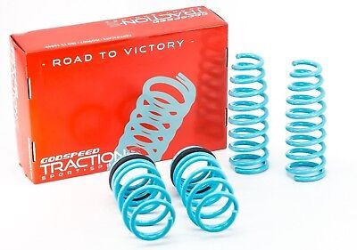 Godspeed(LS-TS-MA-0007) Traction-S™ Performance Lowering Springs