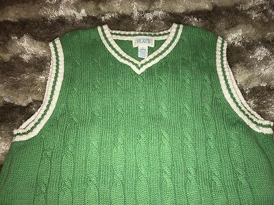 The Childrens Place Sweater Vest Size 10/12