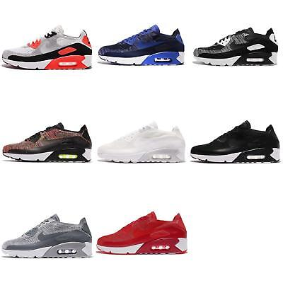 Nike Air Max 90 Ultra 2.0 Flyknit Men Running Shoes Sneakers Trainers Pick 1 e936a7ff8