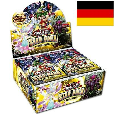 Star Pack Battle Royal - Display - DE - 1. Auflage