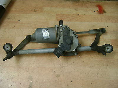 Vauxhall Corsa D 2007 2008 2009 2010 Onwards Front Wiper Motor & Linkage