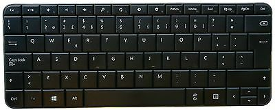 Microsoft Wedge Wireless Bluetooth Mobile Keyboard - Portuguese Layout