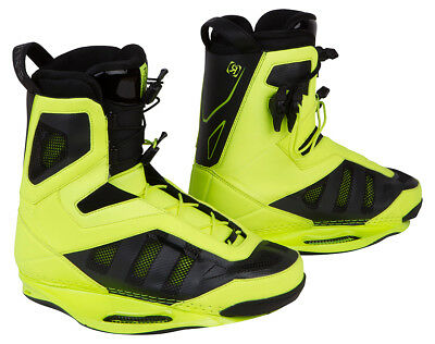 RONIX PARKS Boots 2014 neon butter Wakeboard Bindung