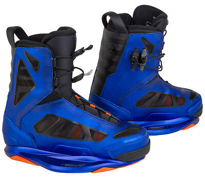 RONIX PARKS Boots 2015 anodized ocean Wakeboard Bindung