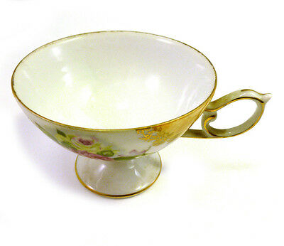 Napco Hand Painted China Cup