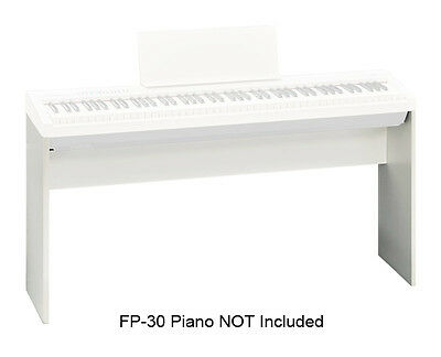 Roland KSC-70 Stand for FP-30 Piano, White (NEW)