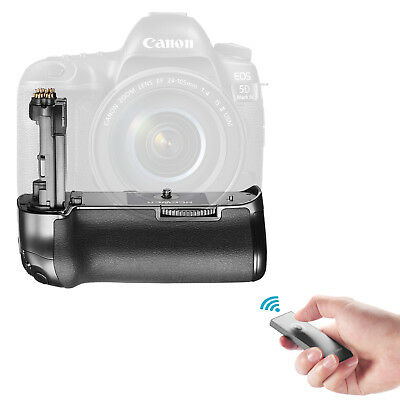 Neewer Wireless Remote Battery Grip & Li-ion Battery for Canon 5D Mark IV Camera