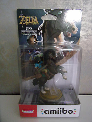 amiibo The Legend of Zelda (Breath of the Wild) Link Reiter !