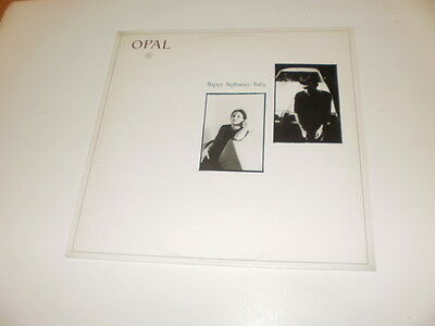 Opal - Happy Nightmare Baby - Lp 1987 Torso Records Made In Holland - Nm/ex-