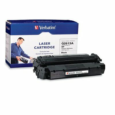Verbatim Remanufactured Toner Cartridge Replacement for HP Q2613A (Black)