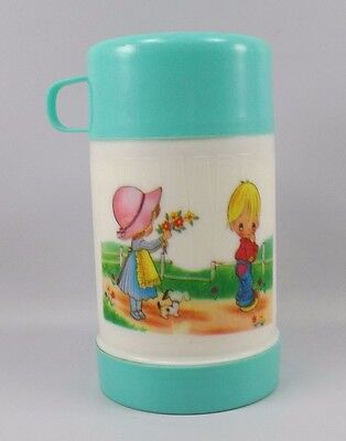 Vintage Precious Moments Thermos 8oz  - No Lunchbox