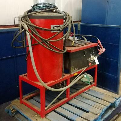 Hotsy 2000Psi 4Gpm Lp Burner Hot Water Pressure Washer Model 994A