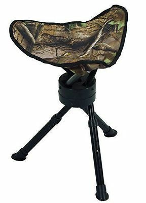 New Ameristep Swivel Folding Chair Realtree Xtra Hunting Camp Archery Blind