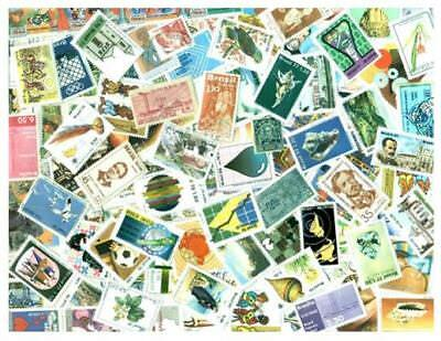 Brazil Stamp Collection - 500 Different Stamps