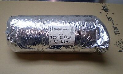 "New Hart & Cooley 6"" Insulated Flex Duct Sleeve R 4.2"