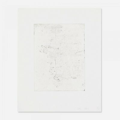 Christopher Wool, Untitled from 6+4, 2005