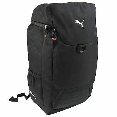 Puma Motorsport Rally Laptop Backpack / Rucksack / Bag - Black