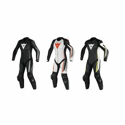 Dainese Assen 1 One Piece Perforated Ladies/Womens Motorcycle/Bike Suit