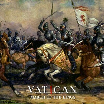 VATICAN - March Of The Kings NEU!! US-METAL