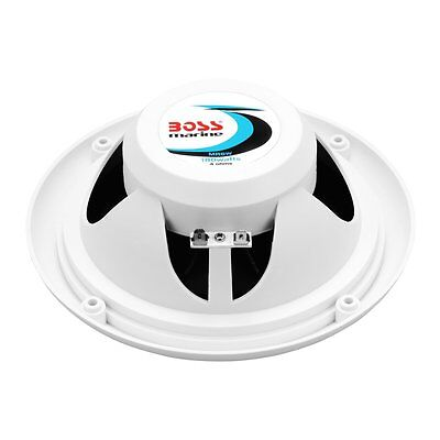 Coppia casse marine Boss Audio System MR6W Bianca 180 Watts 6.5""