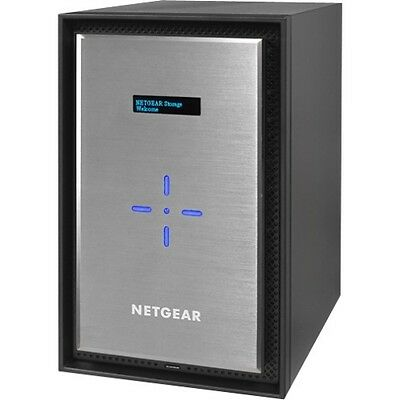 NEW NETGEAR RN628X00-100NES ReadyNAS 628X Ultimate performance Business Data