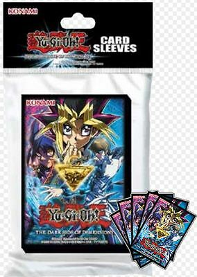 Yu-Gi-Oh TCG - The Dark Side of Dimensions Card Sleeves x 1600