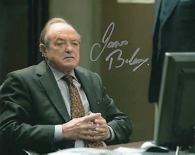10x8 PHOTO SIGNED - JAMES BOLAM NEW TRICKS 32