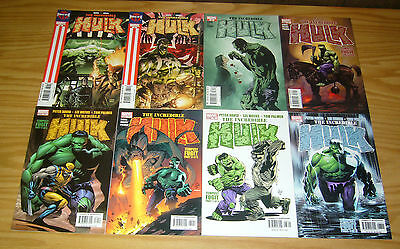 Incredible Hulk vol. 2 #77-87 VF/NM complete run by peter david - house of m set