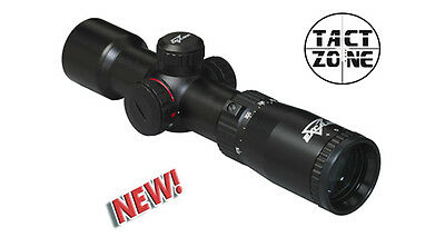 New Excalibur Ultra Compact Tact-Zone illuminated Reticle Crossbow Scope 1964