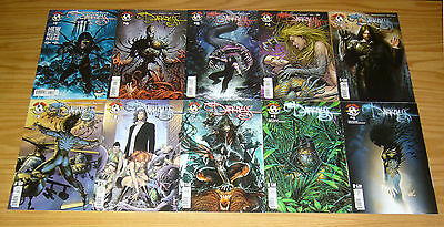 the Darkness vol. 3 #1-10 VF/NM complete series + (3) variants + (6) more - set