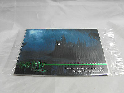Harry Potter And The Prisoner Of Azkaban Green Promo Set
