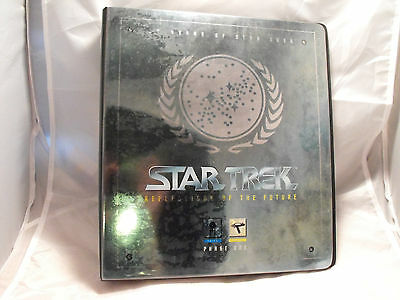 Star Trek 30 Years Phase 1 Collectors Binder