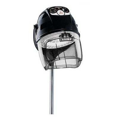Ceriotti Drying hood Super Equator with tripod black 4 The speed range