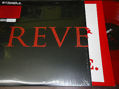 MY CHEMICAL ROMANCE - Three Cheers For Sweet Revenge, LP USA RARE 2008 NEAR MINT