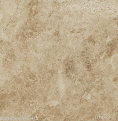 "Premium Cappuccino Polished Marble Floor & Wall Tiles 406 x 406 mm (16"" x 16"")"