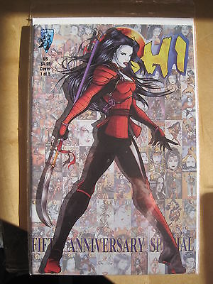 SHI : FIFTH ANNIVERSARY SPECIAL by BILLY TUCCI & JAY FITZPATRICK. 1999 ONE-SHOT