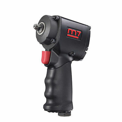 "NEW M7 1/2"" Quiet Mini Air Impact Wrench 500 Ft Lb NC-4611Q 85 dBA NEW LAST ONE"