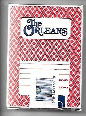 The Orleans Hotel Casino, Las Vegas   Playing Card Deck