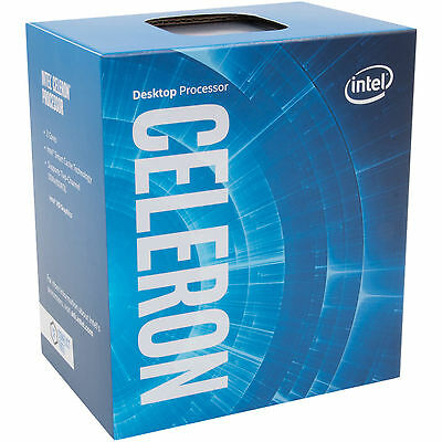 INTEL CELERON G3930 Dual-Core 2.90Ghz 2MB CACHE 51W Socket 1151 CPU w/ HSF [F43]