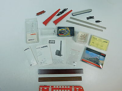 AG694-1# Märklin mini club z Artisan/residue bundle: Car,Tracks,8974 etc.