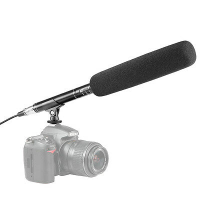 "Neewer 14.37"" Camera Camcorder Shotgun Mic Microphone For Sony"