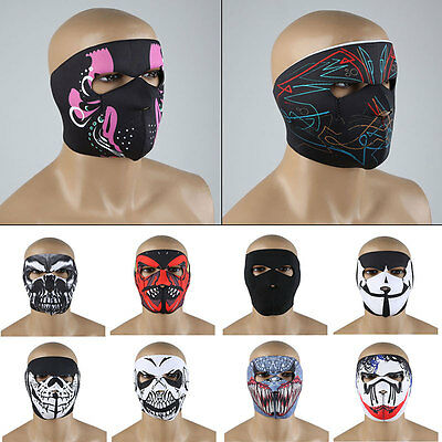 Dustproof Neck Face Protection Mask Outdoor Cycling Riding Biking Half face mask