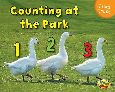 Counting at the Park (I Can Count!) - Paperback NEW Rebecca Rissman 2013-08-15