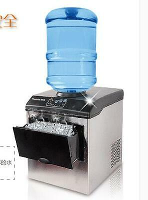 Commercial ice cube maker machine Bullet round ice ice block making